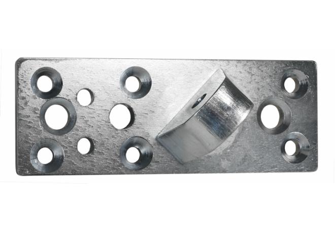 Austauschplatte zu Plattenzug Neu 360° drehbar