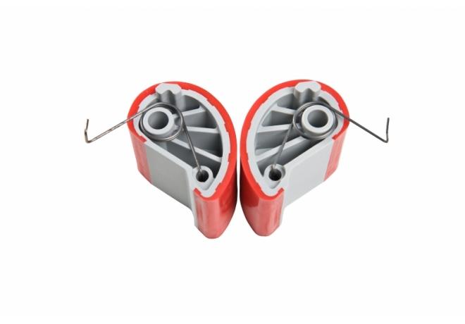 Austauschbacken zu Plattenträger Junior und UNI-Zwinge 10 - 48 mm