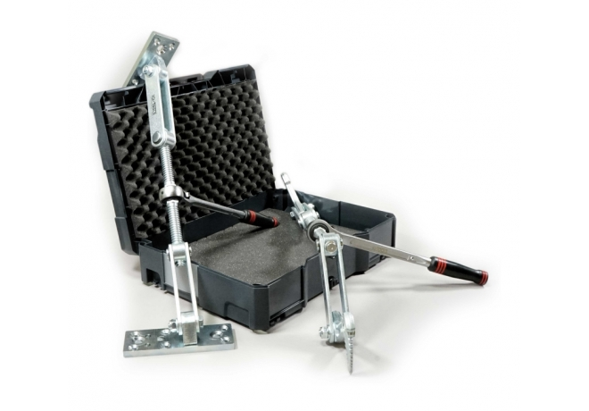 Systainer-Set mit IQ-Balkenzug & IQ-Plattenzug