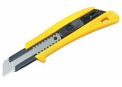 Strong-J Cuttermesser Set (gelb) mit 10 extrastarken 22mm ENDURA Klingen