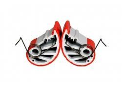 Ersatzbacken zu Plattenträger mit Doppelgriff