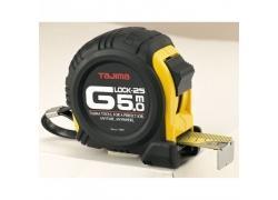 Bandmaß 8m/25mm gelb, G-LOCK mit Elastomer