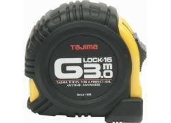 Bandmaß 3m/16mm gelb, G-LOCK mit Elastomer