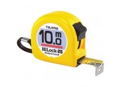 Bandmaß 10m/25mm gelb, HI-LOCK