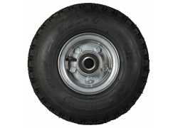 Stahl-Ersatzrad zu Plattenklemmwagen